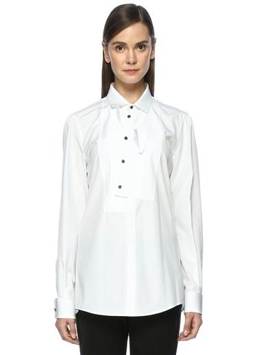 Pile Detaylı Gömlek-Dsquared2
